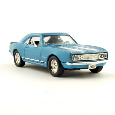 1967 Z-28 (YAT942162BL) 쉐보레 카마로 클래식자동차