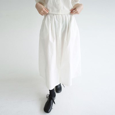 front button detail skirts (3colors)_(1295476)