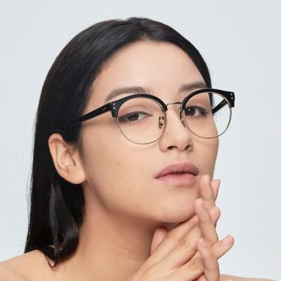 [일삼사엠엠]134MM 안경 POINT 블랙