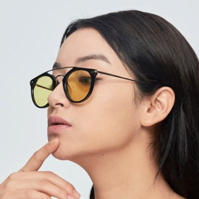 [일삼사엠엠]134MM 안경 SLMA 옐로우틴트 선글라스
