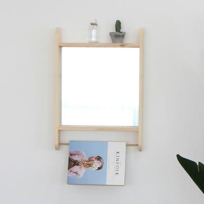 신주봉 벽거울
