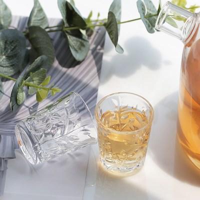 메종푀유소주잔(1p) / 예쁜 엔틱 소주잔 샷잔 인생 술잔