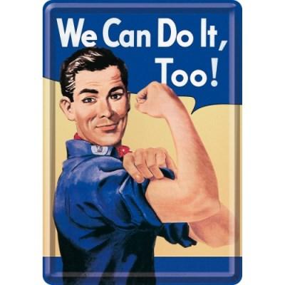 노스텔직아트[10125] We Can Do It Too!