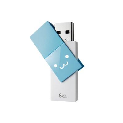 스윙타입 USB 3.0 메모리 8G 블루_(936690)