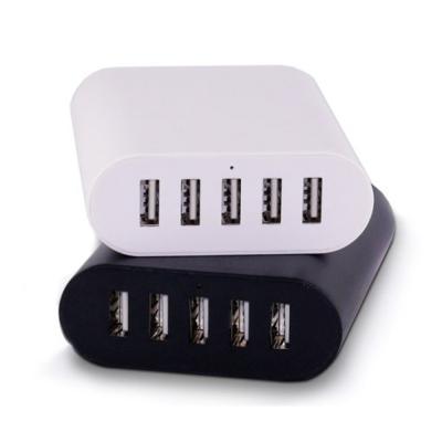 텐교 5포트 USB 멀티충전기 TK-50W5P