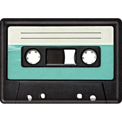 노스텔직아트[10214] Retro Cassette