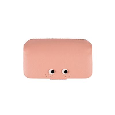 커스터마이징 주근깨 주얼 플랩 (Coral Pink)