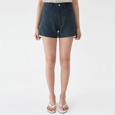 base linen short pants (s, m, l)_(1297589)