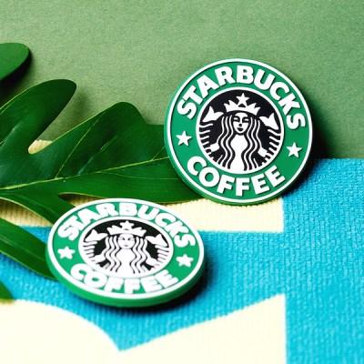 [핸드메이드] 그린 커피 그립톡_(1040315)