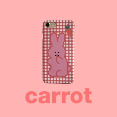 [뮤즈무드] carrot 아이폰케이스
