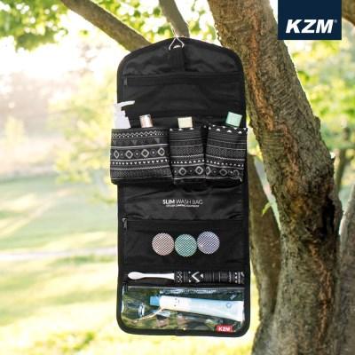 카즈미 슬림 워시백 K9T3B006 / 감성 캠핑가방 세면백 캠핑용품