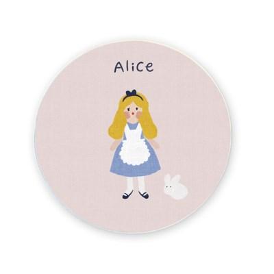이상한 나라의 앨리스 러그