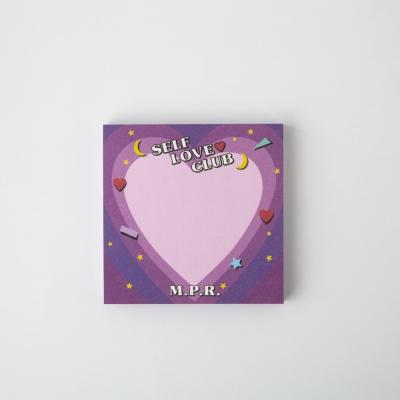 Self Love Club Memo Pad