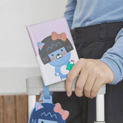 투명여권지갑_리틀네오