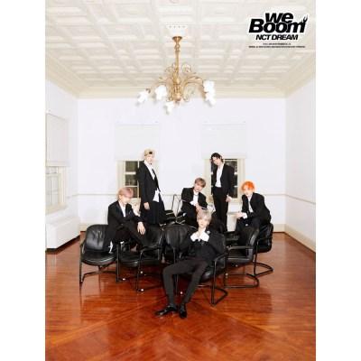 초도포스터/ NCT DREAM(엔시티 드림) - 미니 3집 [WE Boom]
