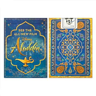 디즈니 알라딘 캐릭터덱 카드 [Jl-10]_(947081)