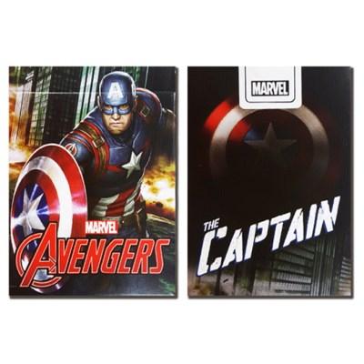 마블 캡틴아메리카 캐릭터덱 카드[Jl-02]_(947089)