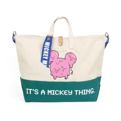 디즈니 미키마우스 여행용 에코빅백 여행가방
