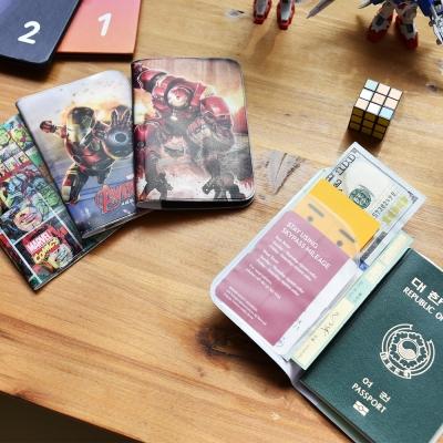 어벤져스 여권 케이스