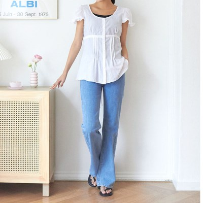 mood denim long pants (s, m, l)_(1299244)