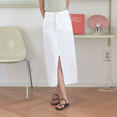 a summer pure skirt (s, m)_(1299239)