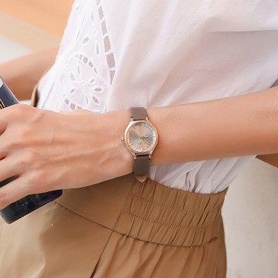[쥴리어스스타 정품] JS-008 여성시계 손목시계 가죽밴드