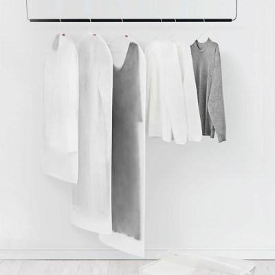 [Rayen] 프리미엄 반투명 옷커버 (사이즈 택1)_(698193)