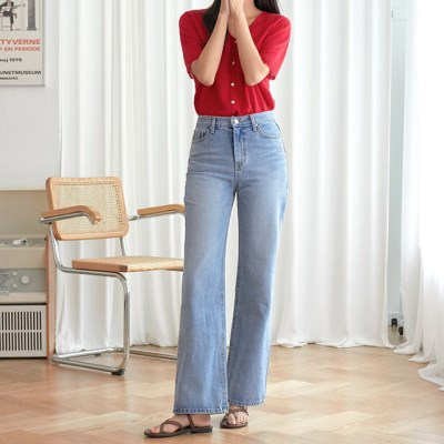 add semi boots cut pants (s, m, l)_(1302356)
