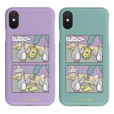 [뚜주르누보] Melt case 2 color