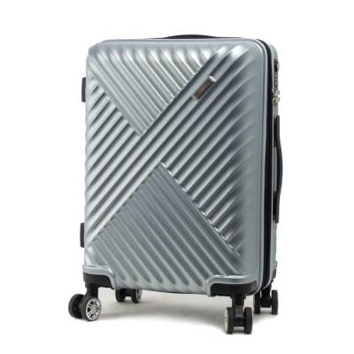 에다스 EP-701 25사이즈 스틸실버 수화물용 여행용 캐리어