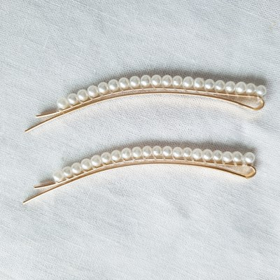 [SET] Pearl Bobby Long Pins 2qty