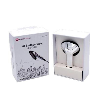 [체험가격]AI 바디사운드 인공지능 심장박동 셀프 측정기
