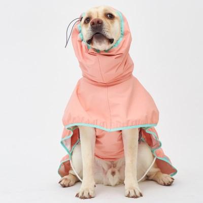 Strawberry Rain Coat