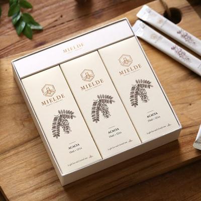 [[미엘드]천연 꿀 선물세트 15ml x 36개입 (총 540ml)_(1324503)