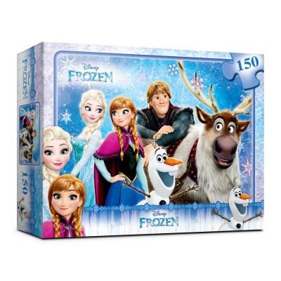 [Disney] 디즈니 겨울왕국 직소퍼즐(150피스/D150-23)_(1410250)