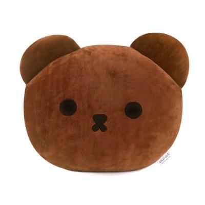 B.Duck 얼굴쿠션-Mr.Bear