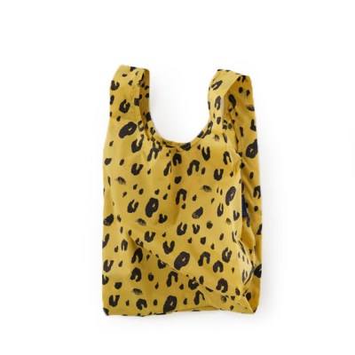 [바쿠백] 소형 베이비 에코백 장바구니 Leopard_(1721905)