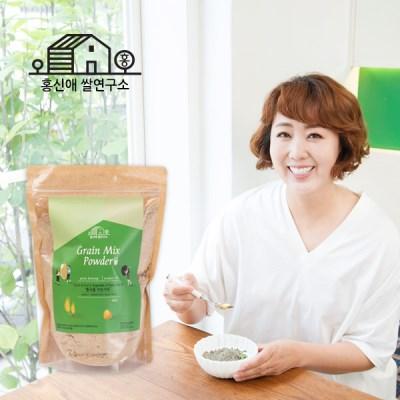[홍신애쌀연구소] 통곡물미숫가루400g x 2봉_(1060927)