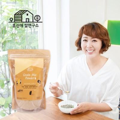 [홍신애쌀연구소] 약콩흑선식400g x 2봉_(1060926)