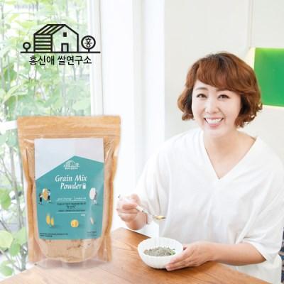 [홍신애쌀연구소] 맛선식400g x 2봉_(1060925)