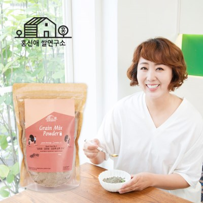 [홍신애쌀연구소] 삼흑선식400g x 2봉_(1060924)