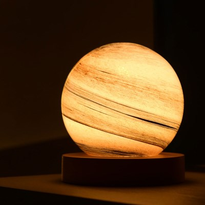 3D글라스 갤럭시 달 무드등 LED 조명 특이한 캐릭터 국민수유등