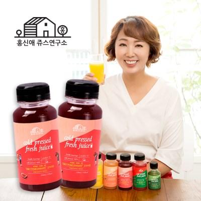 [홍신애주스연구소] 오직100% 석류 주스220ml x 6병_(1061543)