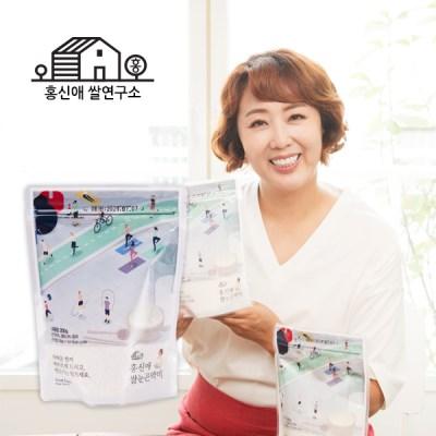 [홍신애쌀연구소] 쌀눈 곤약쌀200g x 5봉_(1061450)