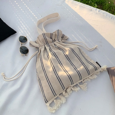 Hemp Linen Lucky Bag