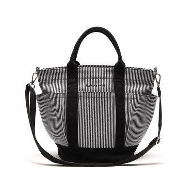 [로아드로아] HOHUM TOTE CROSS BAG (STRIPE)_(1097319)