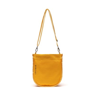 [로아드로아] HALF MOON MINI CROSS BAG (MUSTARD)_(1097315)