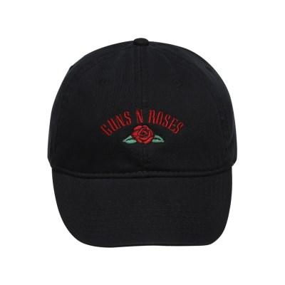 GNR ROSE CAP BK (BRENT1876)_(1185284)