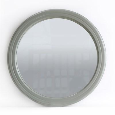 모스그레이 원형거울