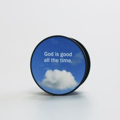 [그레이스톡] 1. God is good all the time.